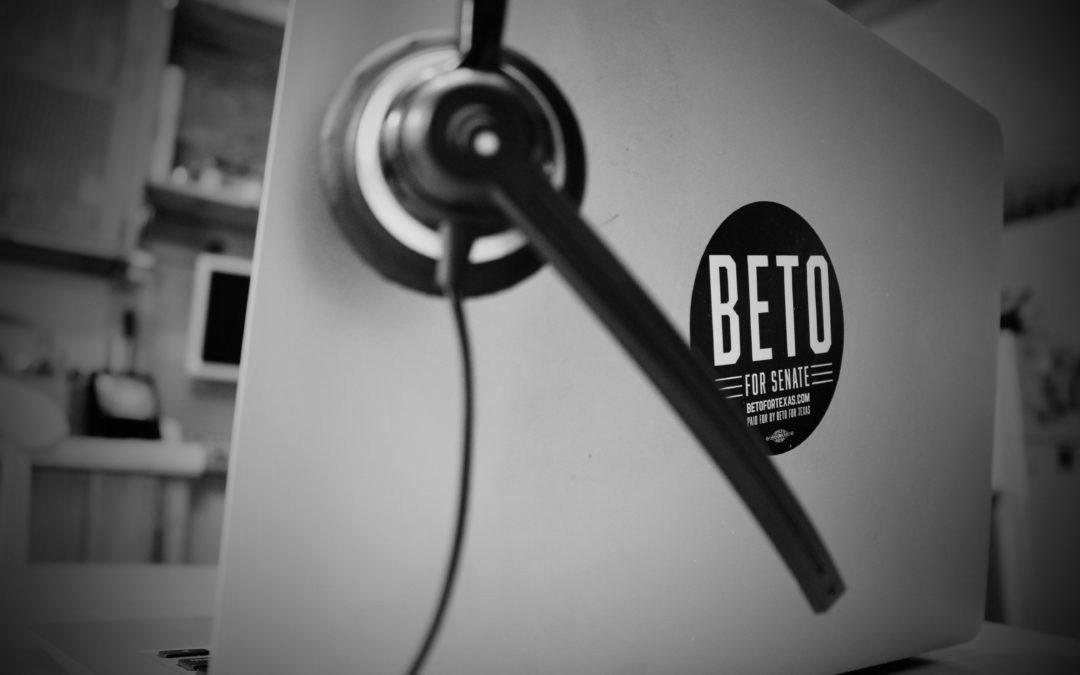 Texas Toast: Volunteering for Beto, Part II